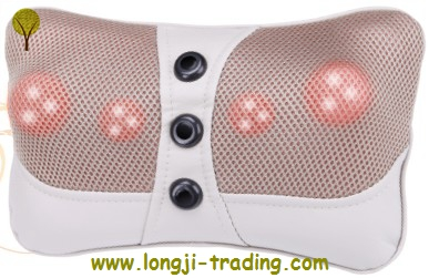 car and home use massage pillow 858-11 01