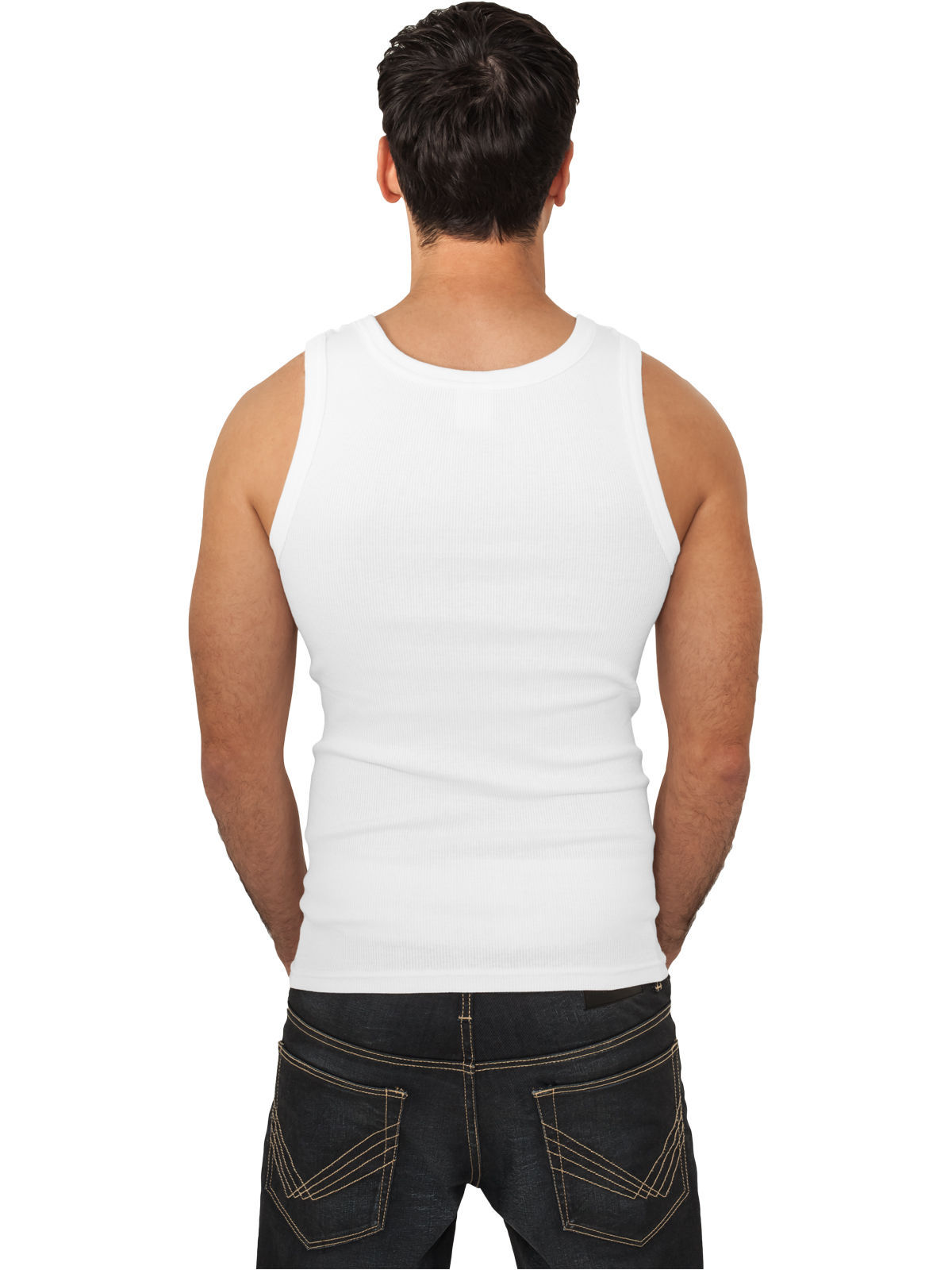 Explore the best selection of men's tank tops in a variety of designs at affordable prices at Old Navy. Get Back to the Basics in Style. Revamp your collection of essential sleeveless tees with our wide array of updated men's tank tops. These must-have classic garments feature clean lines with cuts that are slightly fitted throughout the body.