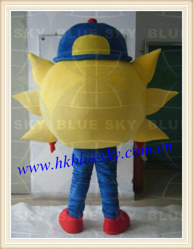 Sun Costume For Adults Adult Sun Mascot Costume For