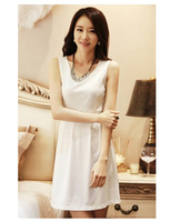 Женское платье basic vestido s/xxxl LYQ-0317