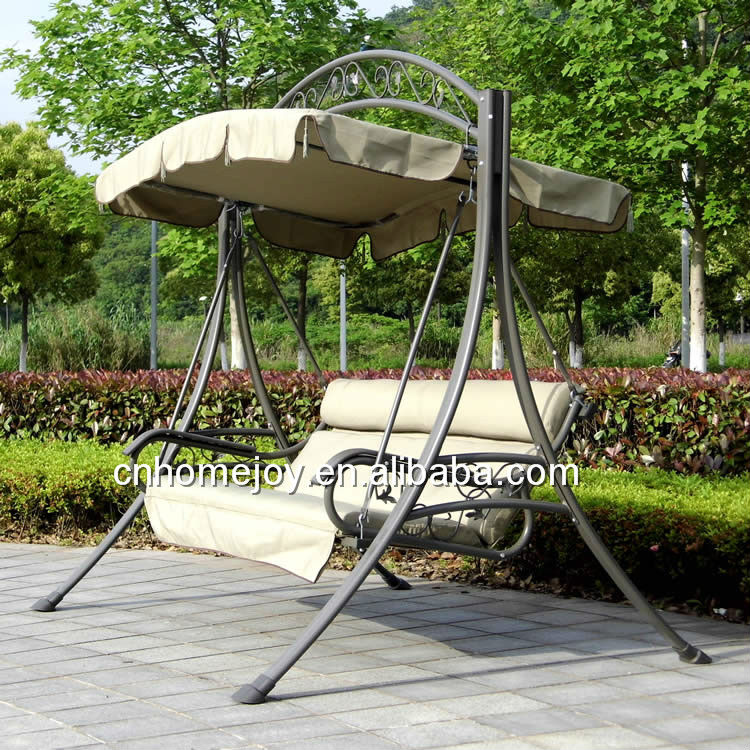 High Quality Deluxe Wrought Iron SwingBalcony Swing
