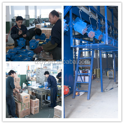 HELICAL GEAR,WORM GEARBOX WITH PC