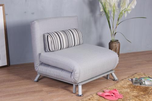 Estrutura de a o completo lazer sofa cama de solteiro for Cama individual tipo sofa
