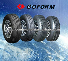 Medium-sized china tire for pickups,vans and SUVs
