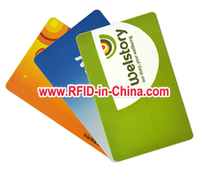 CMYK/Offset/Silkscreen Printed RFID Card Price MF 1K/4K/Ultralight RFID Smart Card/Credit Card/ID Card by DAILY RFID