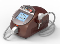 Nd Yag Long Pulse Laser salon use no sider effect non-invasive hair removal machine
