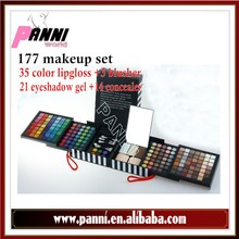 177 color eyeshadow palette /full multifunction affordable makeup kit