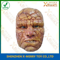 X-MERRY Fantastic Four The Thing Mask Latex Mask Halloween Mask For Party Fancy Dress