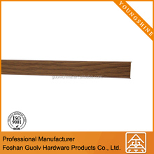 Customized thickness and length stainless steel tile metal edge for stair nose