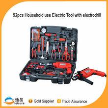 2015 China Wholesale 92 pcs Auto Repairing Hand Tool Set