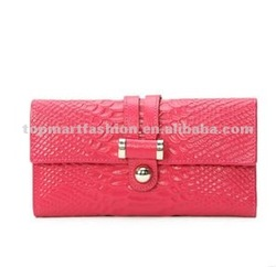 2013 spring and Summer collection leather Wallet