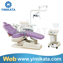 Promotion implant tooth Dental Chair Unit CE Approved pearson dental movable ceramic spittoon ce dental unit