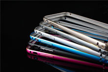 High quality metal aluminum frame bumper case for iphone 6 phone cover china wholesale