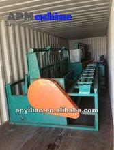 Semi- automatico de prensado de malla de alambre que hace/tejer/máquina para hacer punto para las minas