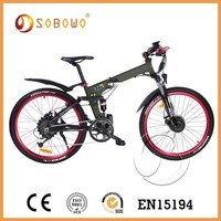 chinese foldable li-ion electric dirt bike sale