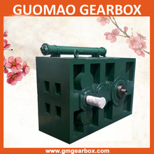 ZLYJ gearbox with corrugated plastic pipe production line