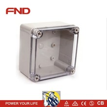 NEW ABS IP66 Enclosure - Clear Cover