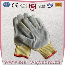 Hand Gloves with puncture and puncture and tear resistance