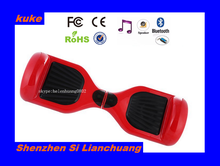 2015 Brand New Designed 6.5 inch Dual Wheels Self Balancing Smart Electric Scooter Skateboard with bluetooth