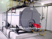 China exported boiler manufacturer horizontal gas steam boiler for sale