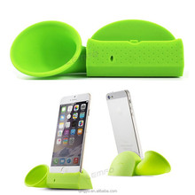 various colors Silicone Amplifier Horn Stand