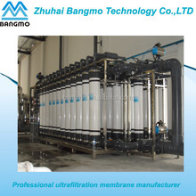 Mini Water Filtration System with First Grade pvdf Hollow Fiber