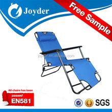 lighteweight outdoor office footrest portable folding beach reclining chair