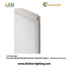 Ultrathin LED panel light Backlight billboard LED Panel light 300x300 300x600 600x600 500x500 400x400