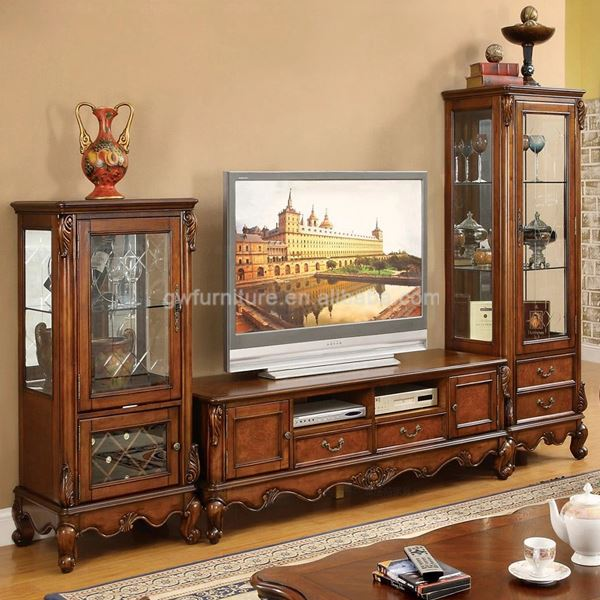 A95 - Alibaba Express Living Room Lcd Tv Stand Wooden Furniture A95 - Buy