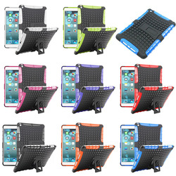 HOT !!Fashion 2 in1 hard case for iPad mini 4 With Stand , for apple iPad mini 4 case