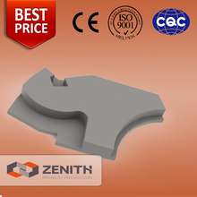 hot sale to India Crusher Spare parts Lower Wearing Plate Excellent quality