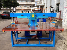 original factory high frequency plastic machine for movie screen cloth welding