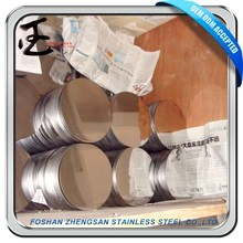 Top Quality Sus304 2B Stainless Steel Circle