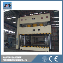 YTT27-630T Four Column Single action Hydraulic Press for metal sheet deep drawing stamping