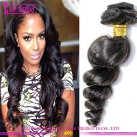 Alibaba Hot Sale Peruvian Loose Wave Hair 6A Grade Unprocessed 100% Human Peruvian Hair Extension