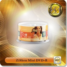 Hot Sale A Grade Blank 8Cm Dvd
