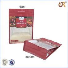 Food grade clear bag for water/water plastic bag