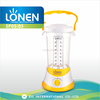 LONEN SP05-05 high power outdoor battery operated USB power bank solar rechargeable lantern