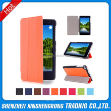 for Huawei Tablet Case 7 inch, 2015 New Flip Leather Cover Protective Case with Foldable Stand for Huawei MediaPad T1 7.0