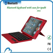 Mini bluetooth keyboard with touchpad for ipad