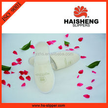 Luxury material summer hotel slippers