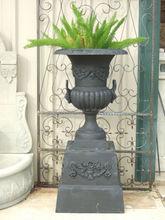 Nuevo producto alta calidad jardín flores y plantas de ornato olla / artificial flores y plantas artificiales