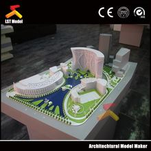 LST Newest design office interior model making