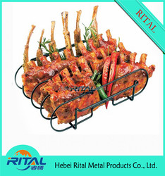 New Style Rib Rack Outdoor Barbecue Grill