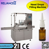 R-VF nasal sinus rinse/wash filling machine