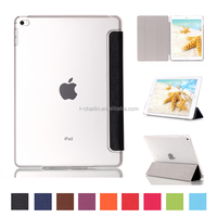 Shockproof Transparent Case With Auto Sleep/Wake Up Function for Ipad Mini 4