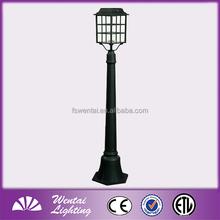 Standing Garden Light Pole Light Solar Powered Lamp