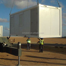 portable house for worker dormitory/ prefab home prices/ steel shipping container house