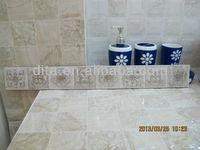 Glazed Ceramic tile border