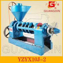 ¡venta caliente! pequeño aceite de cocina de prensa de expulsión a partir marca Guangxin